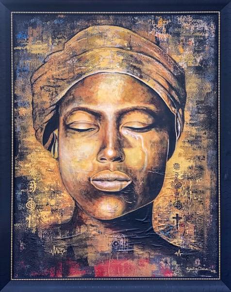 Tears Of Granted Desires Art | Art Impact® International Inc