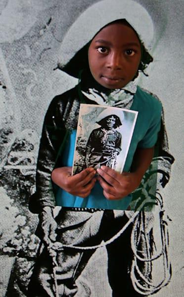 Honoring Our Black Cowboys Art   Art Impact® International Inc