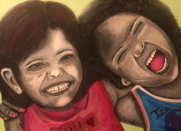 Love Knows No Color Art | Art Impact® International Inc