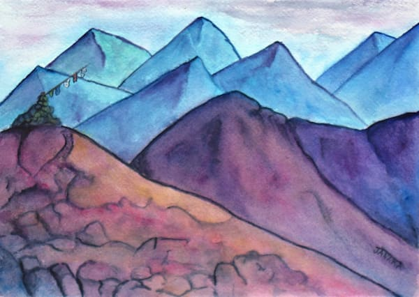 So Much Higher To Go Art | janakastagnaro