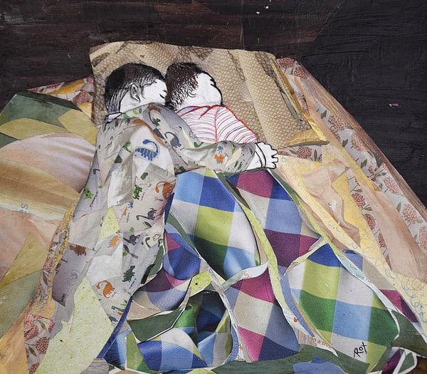 Brother And Sister Art | Art Impact® International Inc