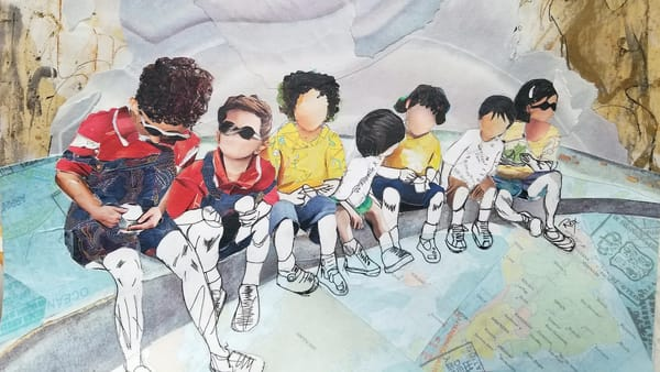 More Cousins Forever Art | Art Impact® International Inc