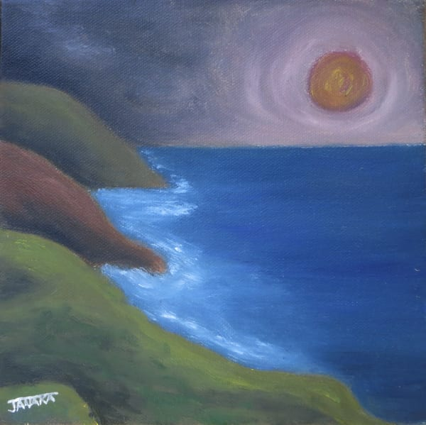 Along The Coast Art | janakastagnaro