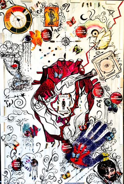 Heart Art | Art Impact® International Inc