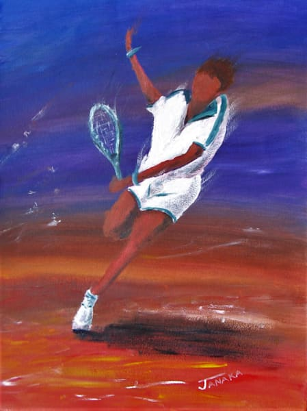 Backhand Art | janakastagnaro