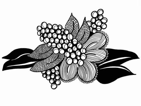 Stalks To Bloom Art | Sandy Smith Gerding Artwork