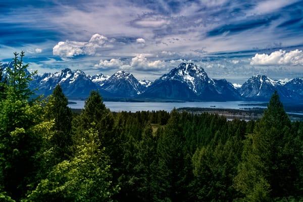 Signal Mountain Overlook, Grand Tetons Art | Gone Wild Wandering