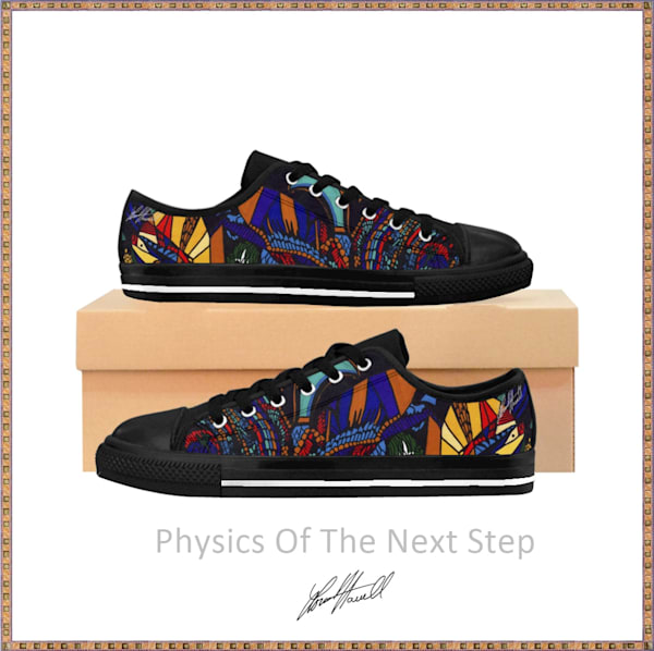 Physics Of The Next Step Low Tops