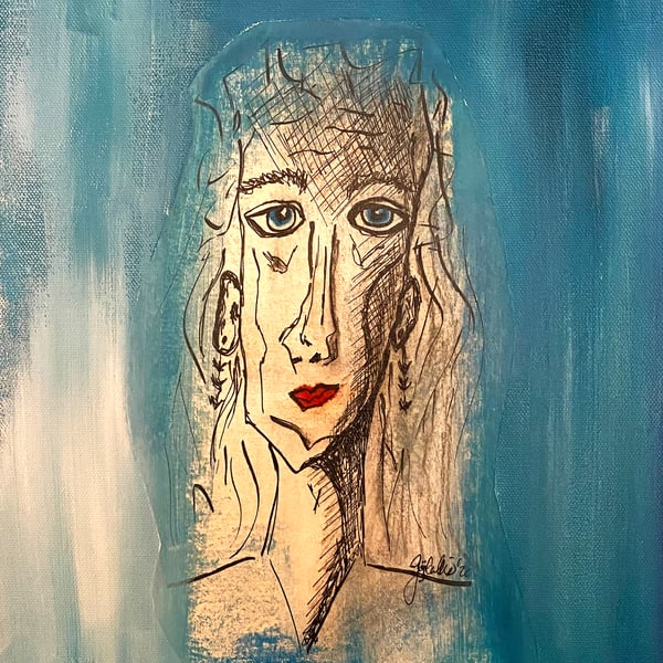 Adeline Art | Gigi Collins Art