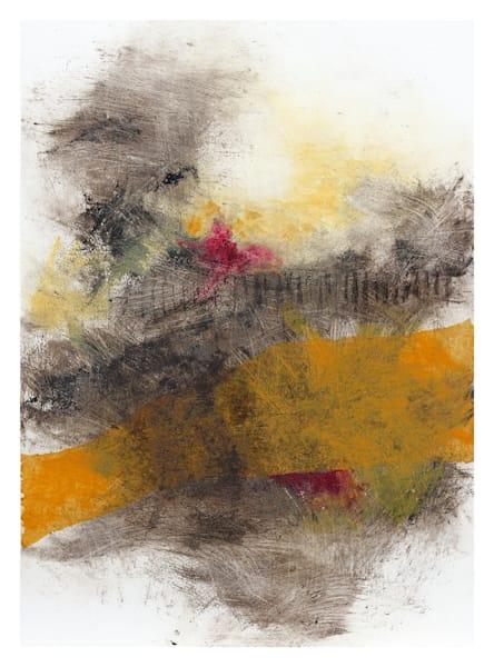 Mist Rising - Original Abstract Painting | Cynthia Coldren Fine Art