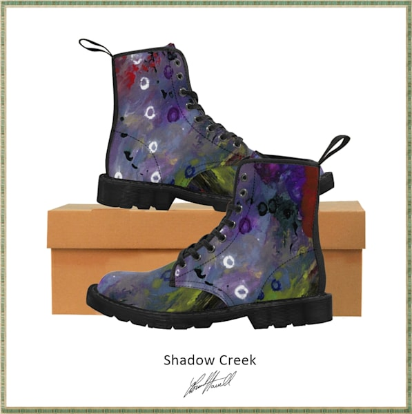 Shadow Creek Unisex Boots