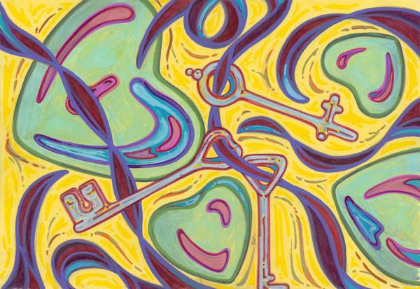 Open Heart Art | Kim P. Bartholomew