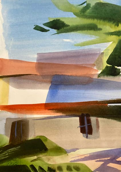 Gathering, Melaque Art | Fountainhead Gallery