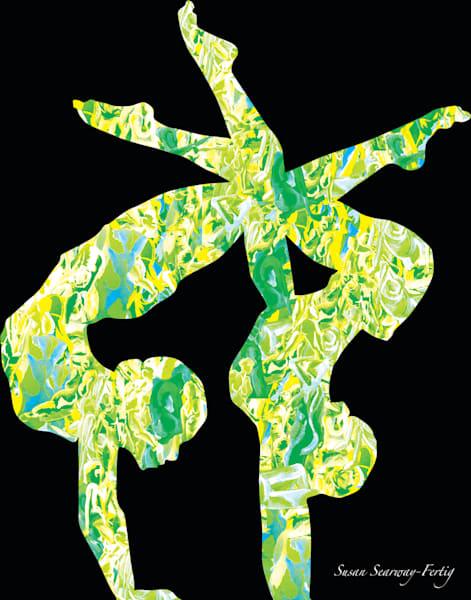 Steadiness Art | Susan Searway Art & Design