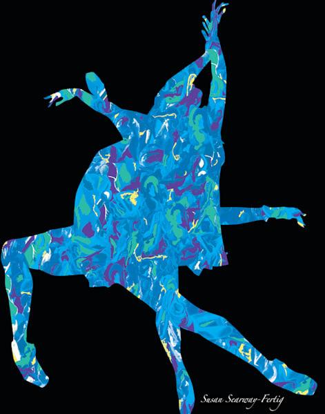 Oneness Freed Art | Susan Searway Art & Design