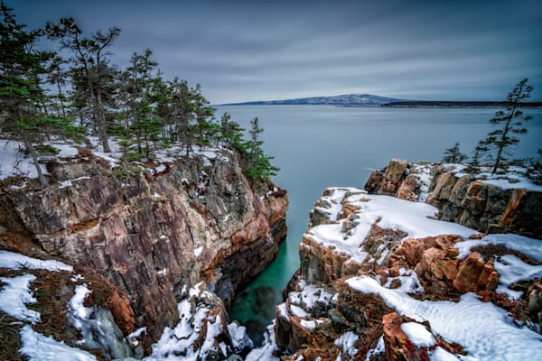 Winter Overcast at Raven's Nest | Shop Photography by Rick Berk