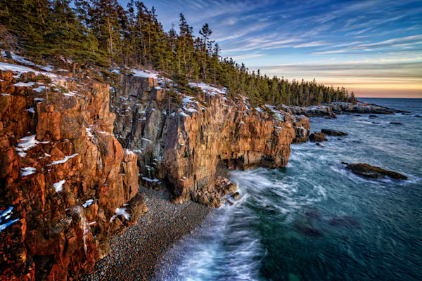 The Schoodic Shoreline | Shop Photography by Rick Berk