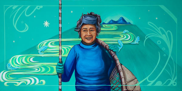 Free Diving Art   Erin Yoshi