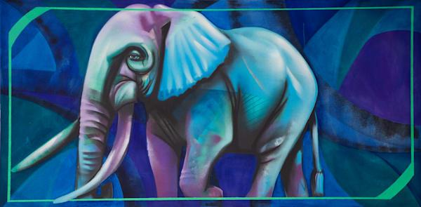 Elephant Art   Erin Yoshi