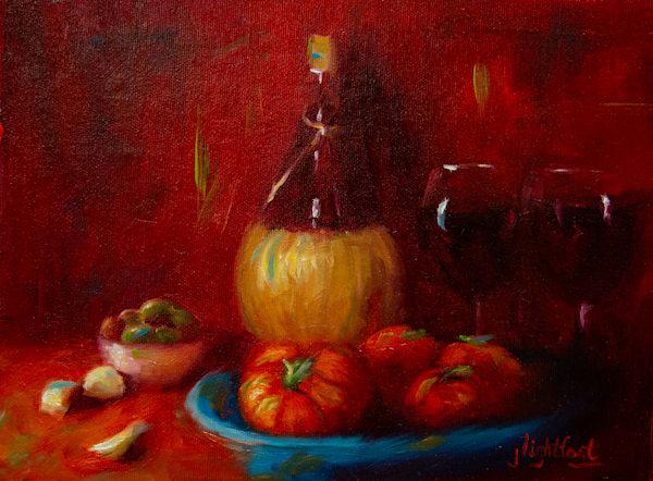 Time To Cook Art | Jamie Lightfoot, Artist