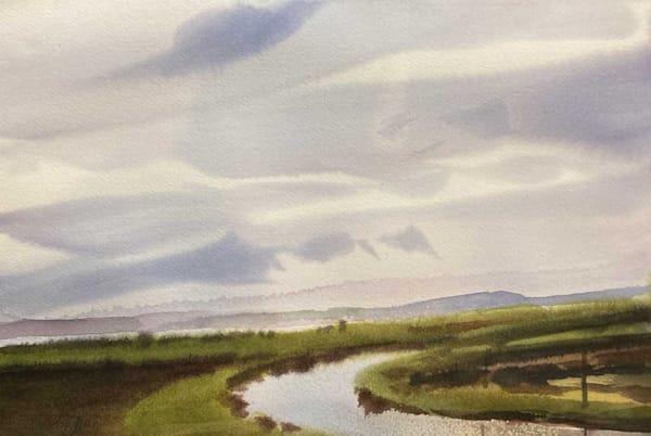 Slough, Fir Island Art | Fountainhead Gallery