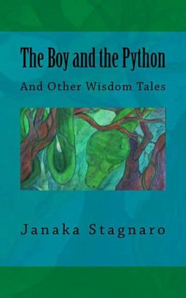 Boy And The Python | janakastagnaro