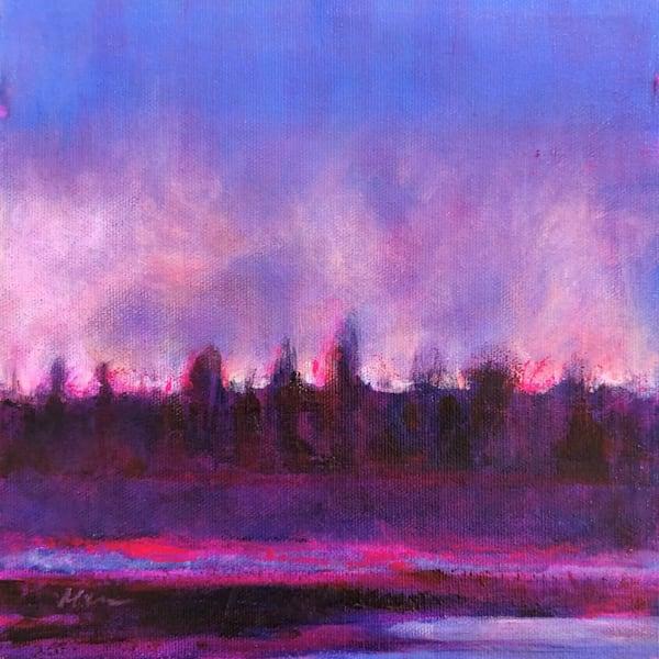 Haze Art | Lesley McVicar Art