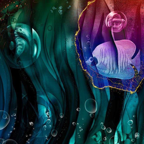 How Fish Dream Art | Karen Hutton Fine Art