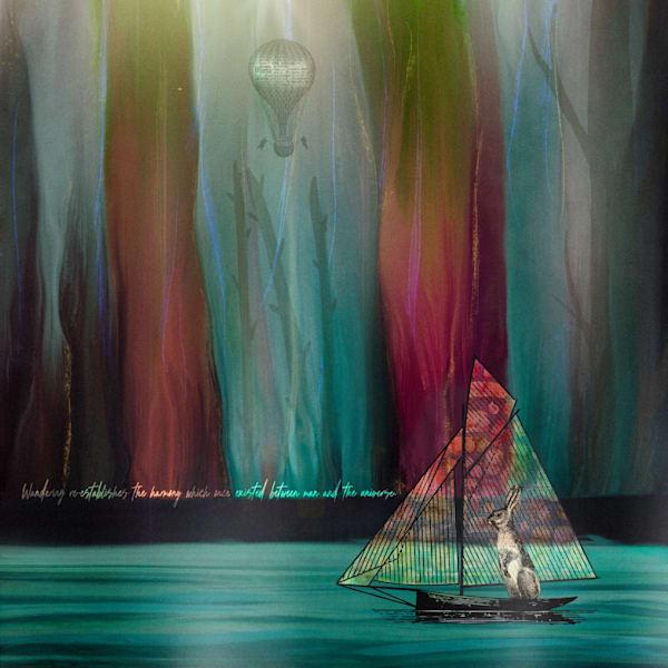 Bunny Re Establishing Harmony Art | Karen Hutton Fine Art