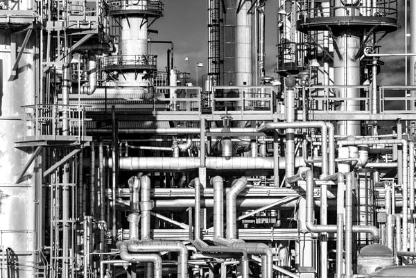 Industrial Landscape #4 Photography Art | Elizabeth Stanton Photography