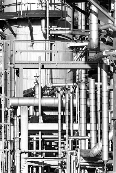 Industrial Portrait #2 Photography Art | Elizabeth Stanton Photography