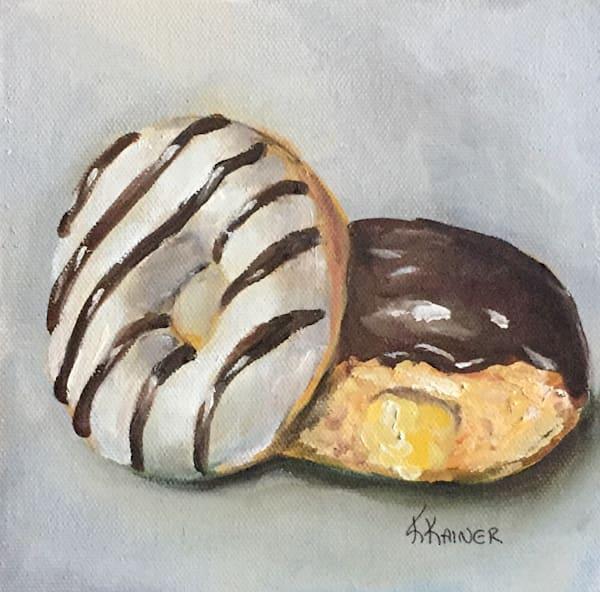 Doughnuts Art | Kristine Kainer