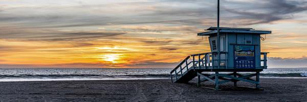 Rose Tower Sunset Photography Art | Michael Scott Adams Photography