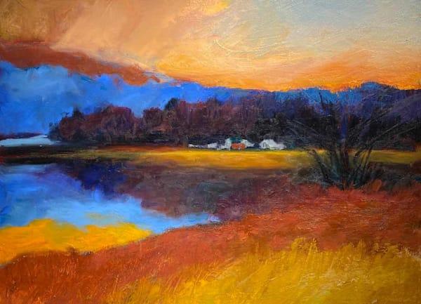 Dusk Near Carnation Art | Fountainhead Gallery