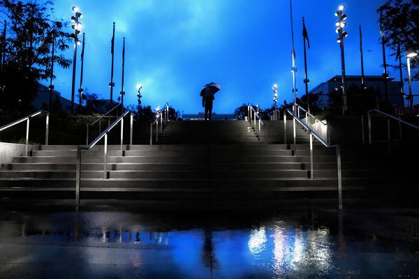 Blue Rain Photography Art | Jan Birch Photography