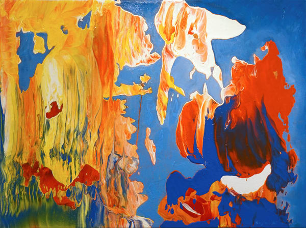 Sacred Cow Art | Maciek Peter Kozlowski Art