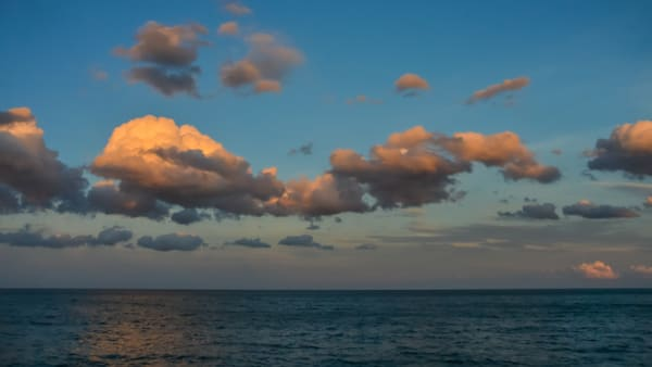Sunset Clouds Photography Art | Ted Glasoe, Artist