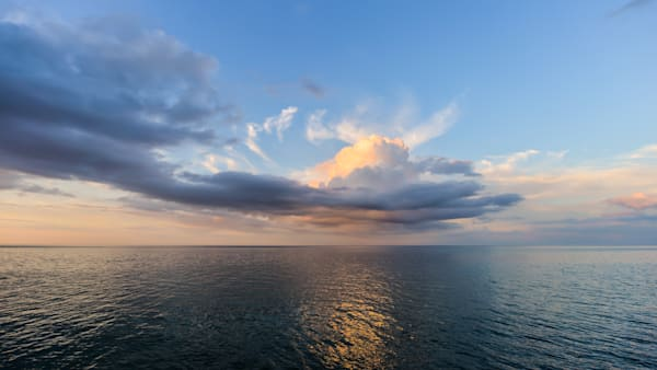 Sunset Clouds 2 Photography Art | Ted Glasoe, Artist