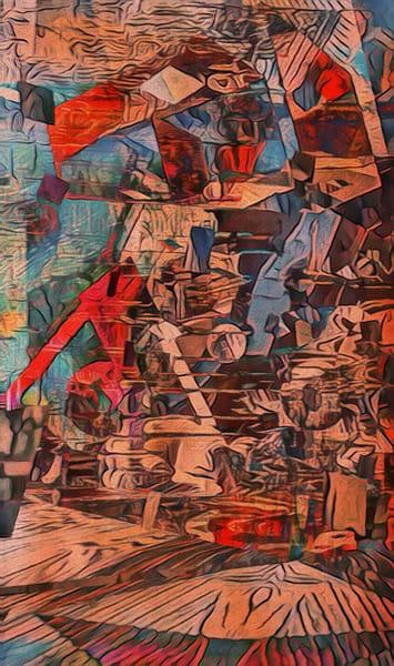 At The Cool Bar Art | Maciek Peter Kozlowski Art