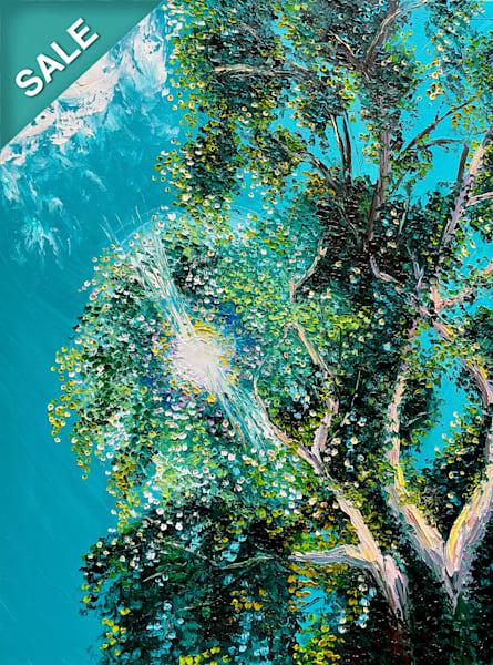 On A Summer's Day   Original Oil Painting Art | Tessa Nicole Art