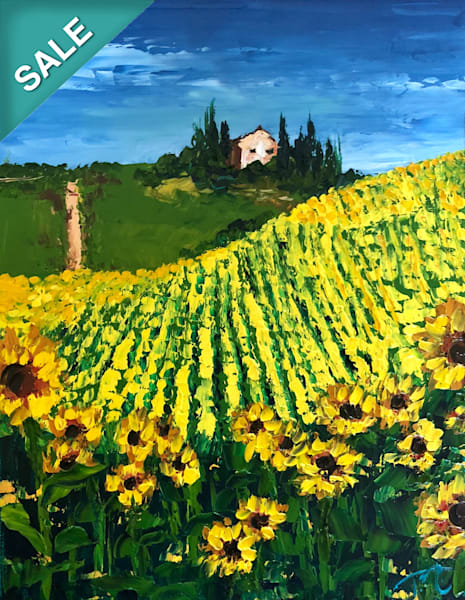 Wandering   Original Oil Painting Art | Tessa Nicole Art