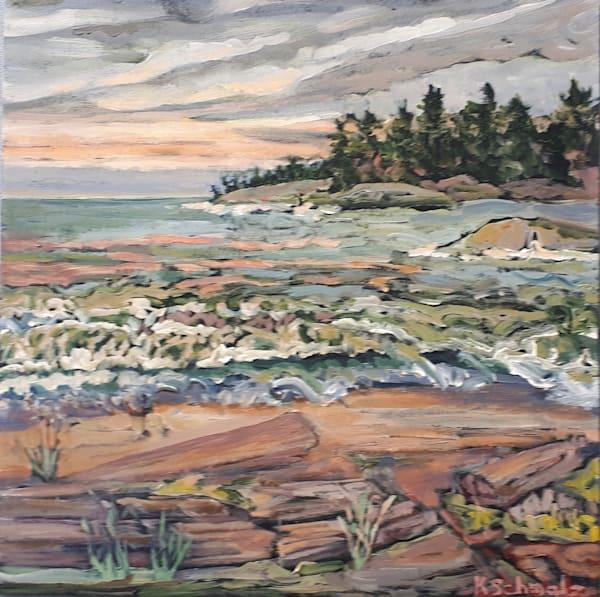 Albert Head Lagoon Art | kathleenschmalzartist