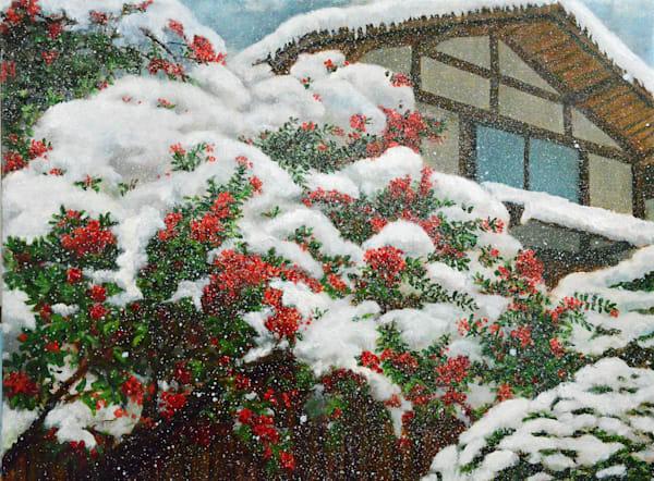 Winter Chill Art   Roxana Sinex Art