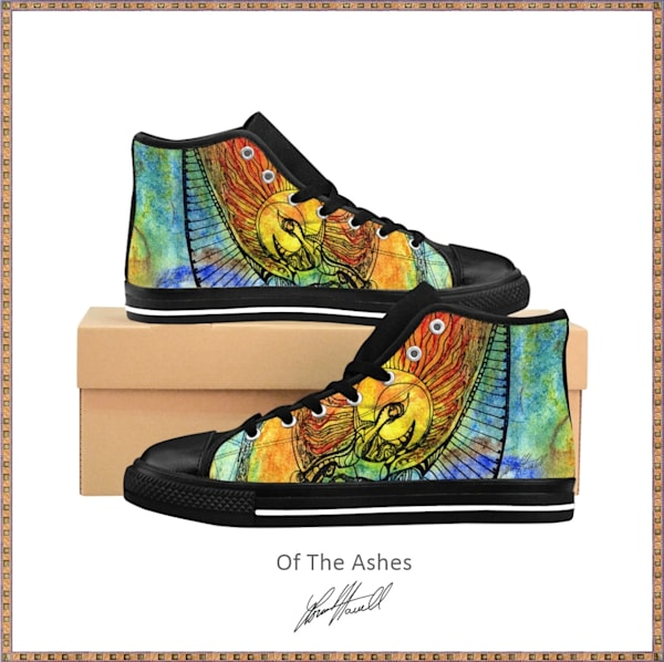Of The Ashes High Tops