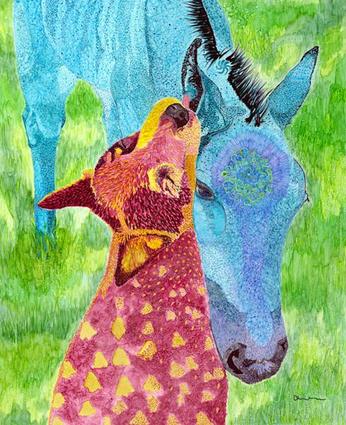 Better Together Art | Rudolph Fine Art