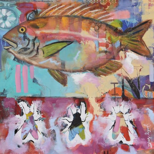 Fly Fishing Art   KnottJust Art