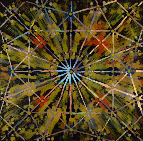 Indra's Net Art | Romana Artistry