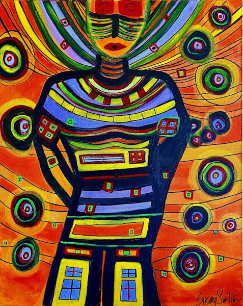 Mama Warrior Art | Susan Fielder & Associates, Inc.