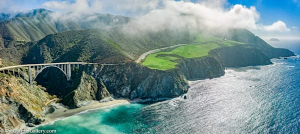 bixby bridge photo
