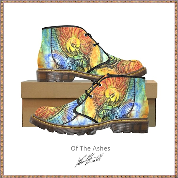 Of The Ashes Chukka Boots